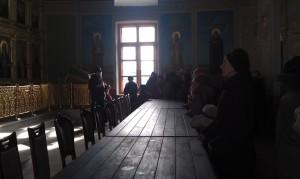 Николо- Пешношский м-рь октябрь 2014-13