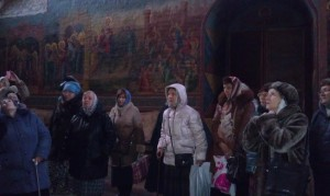 Спасо-Преображенский собор обители
